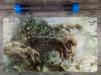 Magic the Gathering Tarmogoyf Playmat Custom MTG Duel Play Mat Free Best Tube
