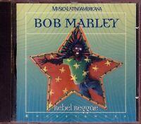 Bob Marley & The Wailers - Rebel Reggae Italy Press Cd Eccellente