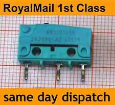 Waterproof Micro switch SPDT 2A Matsushita PCB terminals 250VAC push button