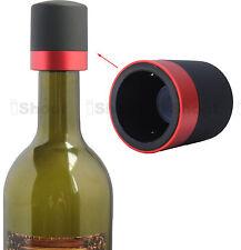 Tappo di bottiglia di vino vino rosso riutilizzabili cork sigillo coprono d'