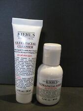 KIEHL'S - Ultra Facial Toner - 40ml + Ultra Facial Cleanser - 30ml - NEW