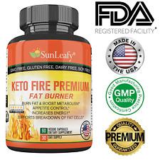 Keto Fire Premium ✔Burn fat ✔Appetite Control ✔Boost Metabolism Ketogenic Diet