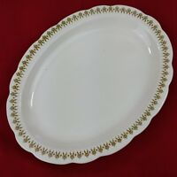 Vtg Mid Century Modern Buffalo China Restaurant Ware 205 Serving Tray Platter