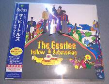 The Beatles Yellow Submarine JAPAN CARDBOARD CASE CD JOHN LENNON PAUL MCCARTNEY