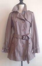 NWT Banana Republic Heritage Trench Coat Women's SZ XL Classic Jacket