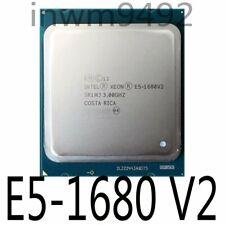 Intel Xeon E5-1620 V2 1650 V2 1660 V2 E5-1680 V2 LGA2011 CPU Processor
