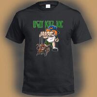 Ugly Kid Joe American Rock Band Logo Men's Black T-Shirt Size S-3XL
