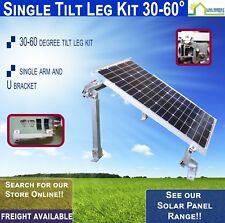 Tilting Arm Kit 30-60 Degrees Solar Panel Angle Adjustment Tilt Legs High