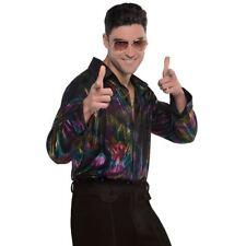 Amscan International Adults Men Disco Shirt