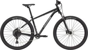 Cannondale Trail 5 Hardtail Aluminum 27.5 Mountain Bike - Large - New - Black