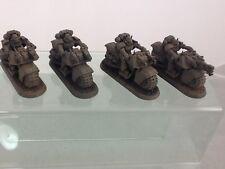 Warhammer 40k Space Marines Biker Squad (B) 40,000 Games Workshop