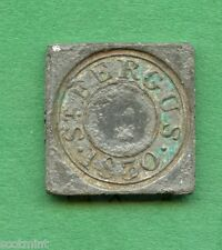 ST Fergus 1830 Communion Church Token