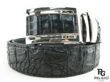 Men S Crocodile Alligator Belts For Sale Ebay