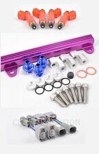Toyota Celica MR2 ST185 3SGTE prpl ST165 850cc Fuel Injectors Rail 1-2nd gen GT4