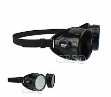 MOTORCYCLE RIDING SAFETY GOGGLES SUNGLASSES FULL PROTECTION WATER DUST RESISTANT