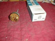 NOS MOPAR 1964-5 B BODY A/C BLOWER SWITCH W/MODEL 952
