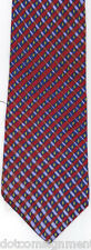 "The Cocktail Collection ""BEER"" Men's Neck Tie All Silk Burgundy Blue Gold Stripe"