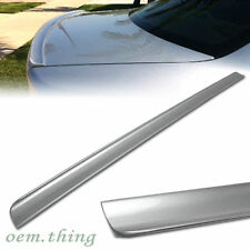 Painted BMW E30 Sedan 4DR 3-Series Rear Trunk Lip Spoiler Color #354
