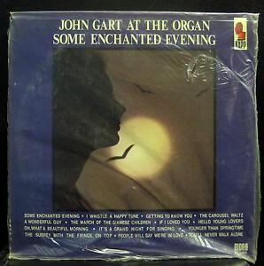 John Gart - Some Enchanted Evening LP New Sealed Promo KL-1549 Vinyl 1966 Kapp