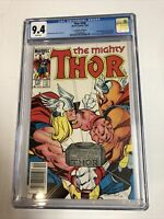 Thor (1983) #338 (CGC 9.4 WP) 2nd App Beta Ray Bill |Canadian Price Variant CPV