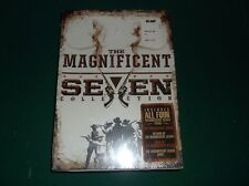 THE MAGNIFCENT SEVEN COLLECTION THE COMPLETE SEVENTH 7 SEASON 4 DISC SET SEALED