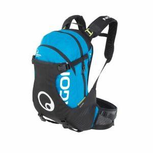 ERGON BA3 blau blue Rucksack schwarz leicht liter Backpack Fahrradrucksack