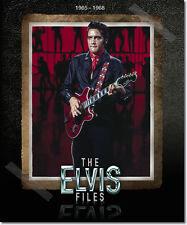 Elvis PresIey - The Elvis Files Vol.4 1965-1968 Book - New & Sealed - LAST BOOKS