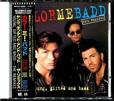 COLOR ME BADD - YOUNG, GIFTED AND BADD -  THE REMIXES - JAPAN CD ALBUM [1024]