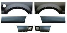 Wheel Arch & Front & Rear Lower Bed Kit 8' Bed for 04-08 Ford F150 Pickup Truck