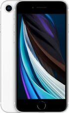 Apple iPhone SE 2 64GB White LTE Cellular Cricket Wireless MX9P2LL/A - C