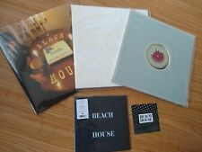 "Beach House Vinyl LP Record 4x Lot- Teen Dream Devotion Zebra Lazuli - RSD 7"" EP"