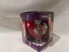 JUSTIN BIEBER  CHRISTMAS ORNAMENT, 2012