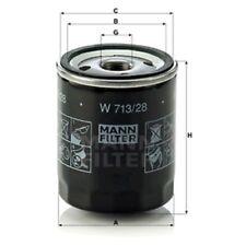 Mann Oil Filter Spin On For Land Rover Freelander 1.8i 16V 1.8 16V 2.5 V6