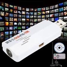 Digital USB TV Stick FM+DAB DVB-T RTL2832U+R820T Support SDR Tuner Receiver