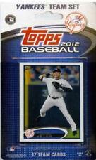 Carte collezionabili baseball originale topps New York Yankees
