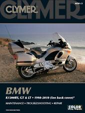 Clymer BMW K1200 K1200GT K1200LT K1200RS 1998-2010 Manual M501-3