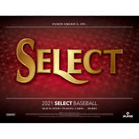 2021 Select Baseball Hobby box GROUP BREAK(each spot gets 1 team) mlb