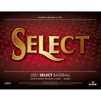 2021 Select Baseball Hobby box GROUP BREAK(each spot gets 3 teams) mlb