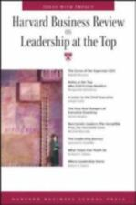 Harvard Business Review on Leadership at the Top (Harvard Business-ExLibrary