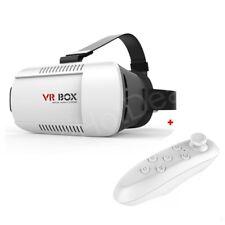 Google cardboard VR BOX Virtual Reality 3D Glasses + Bluetooth Control Gamepad