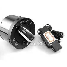 OE Chrome Switch+ Auto Headlight Sensor Fits Golf MK6 Jetta MK5 Tiguan