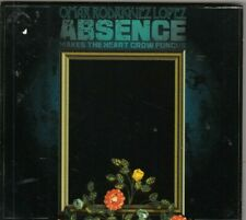 Omar Rodriguez Lopez ‎– absence CD