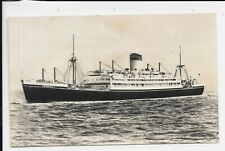 PITCAIRN ISLANDS 1958 POSTED -  SHIP S.S. CERAMIC