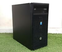 HP 280 G1 MT PC Desktop Quad i5 4590S 3.00GHz 8GB RAM 1TB HDD Windows 10 WIFI