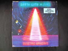 EARTH WIND + FIRE (Vinyl) - Electric Universe