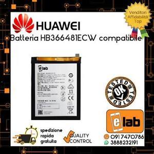 BATTERIA PER HUAWEI HB366481ECW P9 LITE VNS-L31 L21 L22 L23 3000 mAh ZERO CICLI