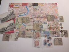 COINS STAMPS MAGNET CARDS TOKENS BOOK MARK MONEY 47 ITALIAN COLLECTIBLES  #901