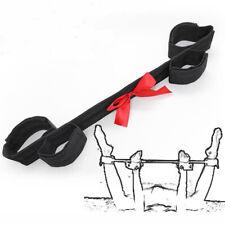 Mano + Gamba bondage slave Spreader Bar Polso Caviglia Restrizioni Polsini giocattolo Cosplay