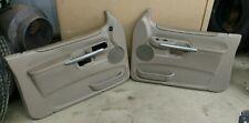 FORD EXPLORER POWER DOOR PANELS TAN 2-DOOR OEM 2001,2002,2003