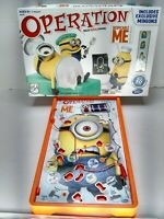OPERATION DESPICABLE ME  MINIONS SILLY SKILL CHILDRENS BOARD GAME (USED)